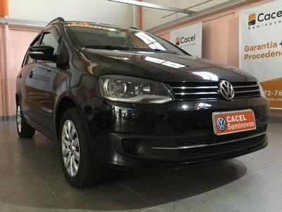 Volkswagen SpaceFox Trend 1.6 MI (Flex) 2014}