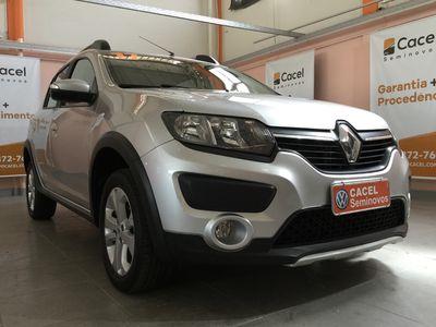 Renault Sandero 1.6 Stepway 16V 2017}