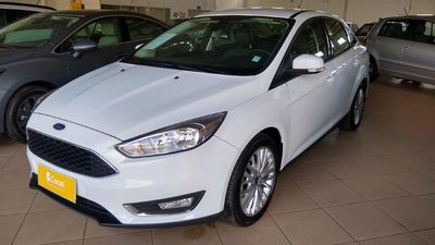 Ford Focus Sedan Sedan SE 2.0 (Aut) 2016}