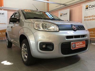 Fiat Uno Attractive 1.0 Flex 2016}