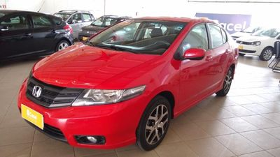 Honda City Sport 1.5 16V (Flex) 2014}