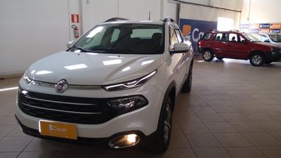 Fiat Toro Freedom 2.4 (Flex) (AT9) 2018}