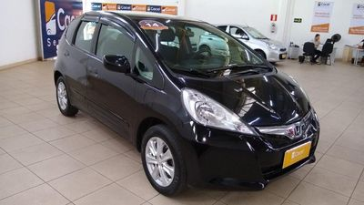 Honda Fit LX 1.4 (flex) 2014}