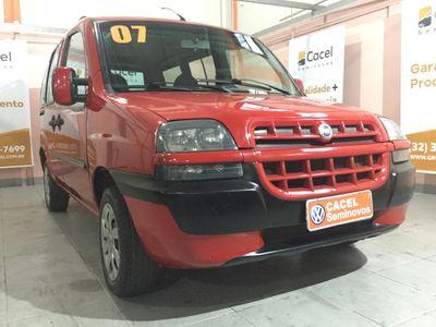 Fiat Doblò ELX 1.8 8V (Flex) 2007}