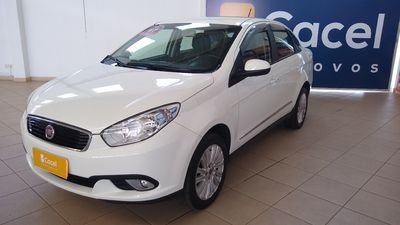 Fiat Grand Siena Essence 1.6 (Flex) 2017}