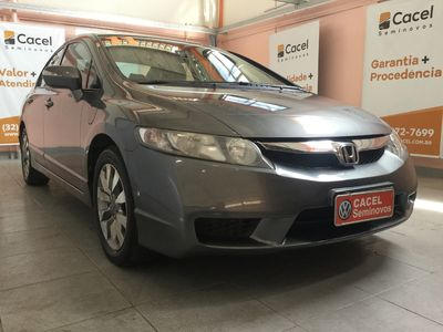 Honda Civic New  LXL 1.8 16V (aut) (flex) 2011}