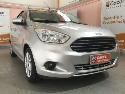 Ford Ka Sedan SEL 1.5 MT 2015}