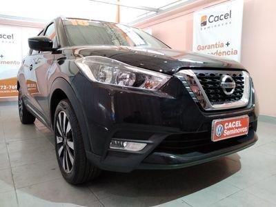Nissan Kicks 1.6 SV (Aut) 2018}