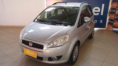 Fiat Idea Atractive 1.4 (Flex) 2013}