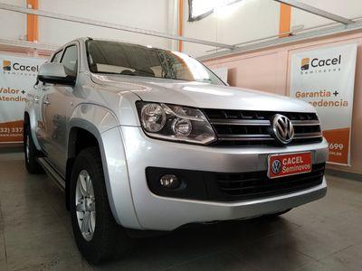 Volkswagen Amarok 2.0 TDi CD 4x4 Trendline (Aut) 2014}