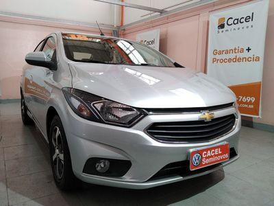 Chevrolet Onix LTZ 1.4 (Aut) 2018}