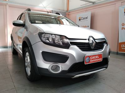 Renault Sandero Stepway 1.6 8v FLEX 2018}