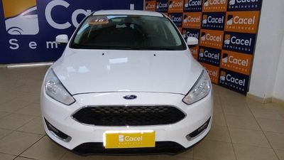 Ford Focus Hatch SE 1.6 16V  2016}