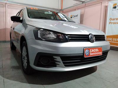 Volkswagen Gol Trendline 1.6 2018}