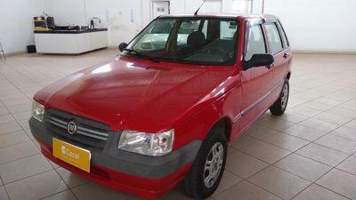 Fiat Uno Fire Economy 1.0 (Flex) 4p 2010}