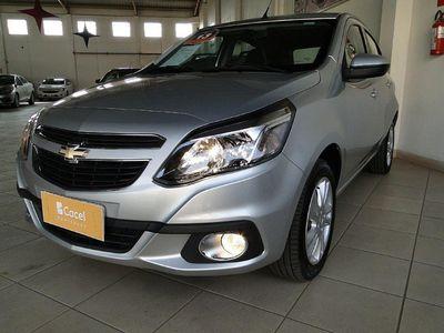 Chevrolet Agile LTZ Easytronic 1.4 (Flex) 2013}