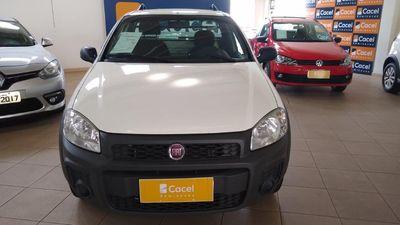 Fiat Strada Hard Working 1.4 CS 8V 2018}