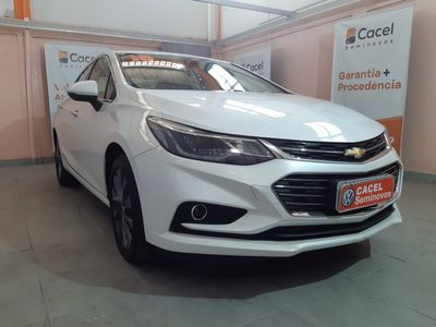 Chevrolet Cruze LTZ 1.4 Turbo (Aut) 2018}