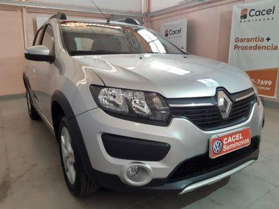Renault Sandero Stepway 1.6 8v (Flex) 2019}