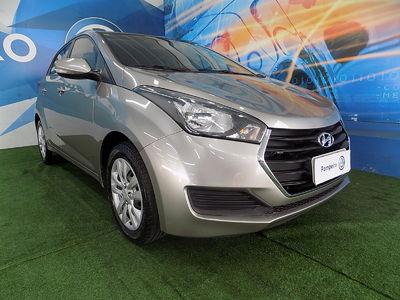 Hyundai HB20 Comfort 1.0 Flex 2016}