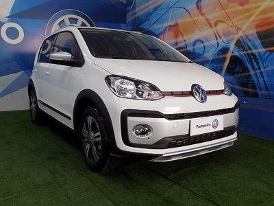 Volkswagen up! cross up! 1.0 TSI 2019}