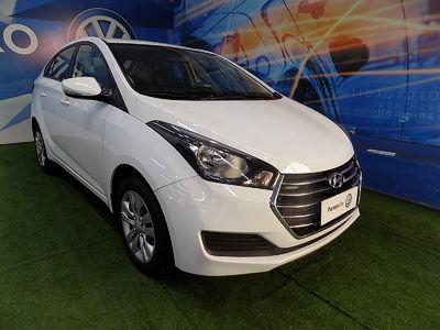 Hyundai HB20S Comfort Plus 1.0 12V Flex Mec. 2018}