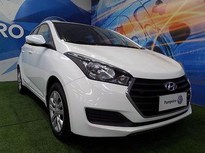 Hyundai HB20 Comfort Plus 1.6 AT Flex 2018}