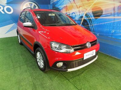 Volkswagen CrossFox 1.6 VHT (Flex) 2014}
