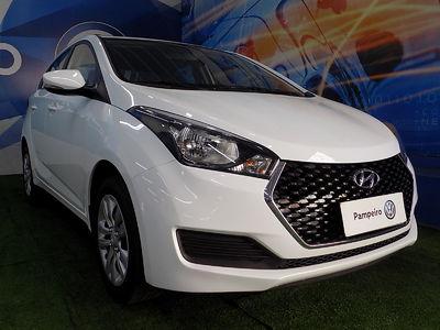 Hyundai HB20S Comfort Plus 1.6 2019}