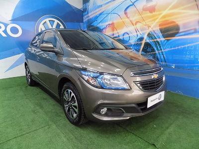 Chevrolet Onix 1.4 LTZ SPE/4 (Aut) 2014}