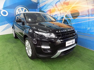 Land Rover Evoque 2.0 Si4 4WD Dynamic 2015}