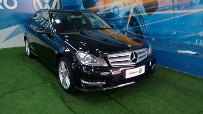 Mercedes-Benz C 200 1.8 Turbo CGI Sport Vision 2014}