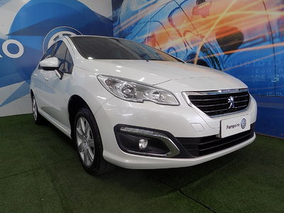 Peugeot 408 Business 1.6 THP 2017}