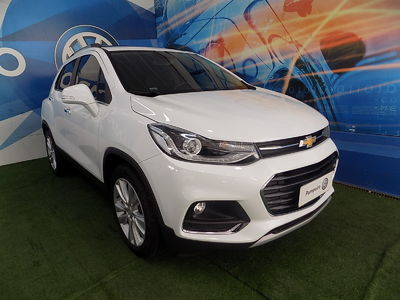 Chevrolet Tracker Premier 1.4 Ecotec Turbo 2018}