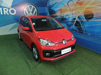 Volkswagen up! move up! 1.0 TSI 2018}