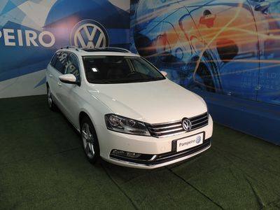 Volkswagen Passat Variant 2.0 TSI (Aut) 2014}