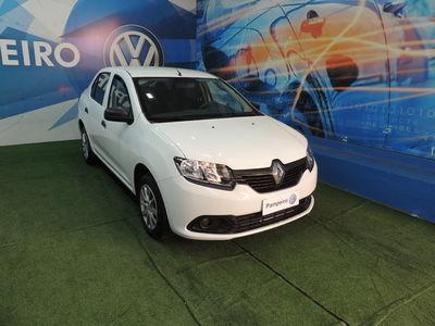 Renault Logan Authentique Plus 1.0 16V (Flex) 2016 2019}