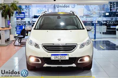 Peugeot 2008 Crossway 1.6I Aut 2017}