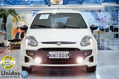 Fiat Punto BLACKMOTION 1.8 16V FLEX 2016 2016}