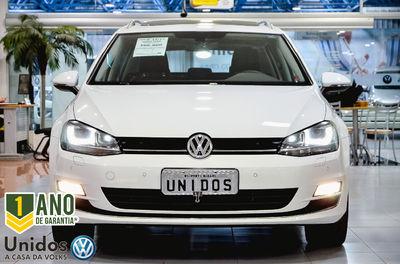 Volkswagen Golf Variant Highline 1.4 2017}