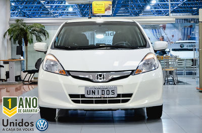 Honda Fit EX 1.5 16V (flex) 2013}