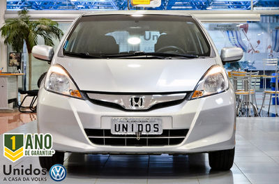 Honda Fit LX 1.4 (flex) (aut) 2013}