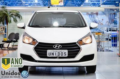 Hyundai HB20 Comfort Plus 1.0 Flex 2017}