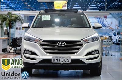 Hyundai Tucson GLS 1.6 T-GDi (Aut) 2018}