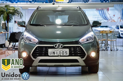 Hyundai HB20X Premium 1.6 AT 2018}
