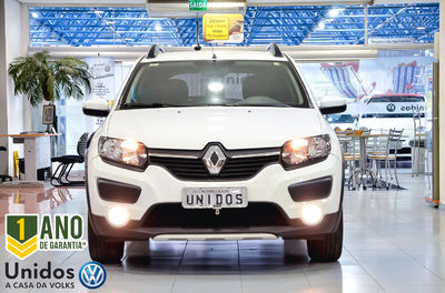 Renault Sandero Stepway 1.6 8V Easy-r (Aut) 2016 2016}