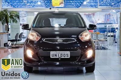 Kia Motors Picanto 1.0 (Flex) (aut) J368 2014}