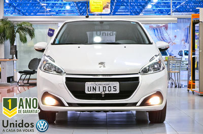 Peugeot 208 Active Pack 1.2 2017}