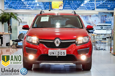 Renault Sandero Stepway 1.6 8v (Flex) 2016}