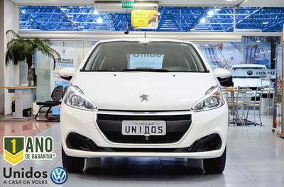 Peugeot 208 Active 1.2 2018}